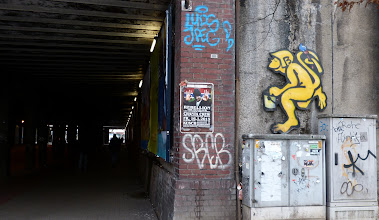 """Photo: """"Licht im Tunnel""""; (Farbfieber, 2011)"""