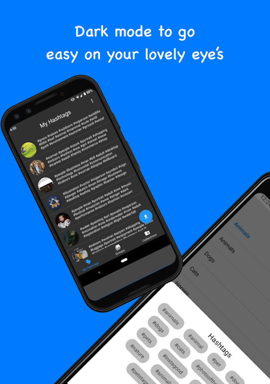 Hashtagger AI - Smart Instagram Hashtag generator – (Android