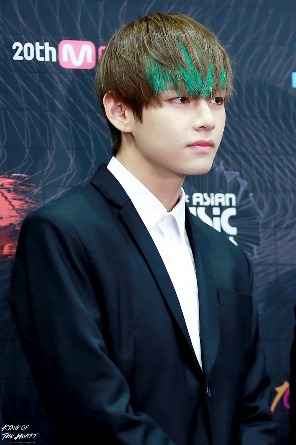 10 Of Bts V S Most Unforgettable Hairstyles Since Debut