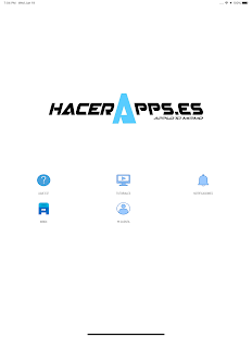 Download Hacerapps - Crea tu app For PC Windows and Mac apk screenshot 6
