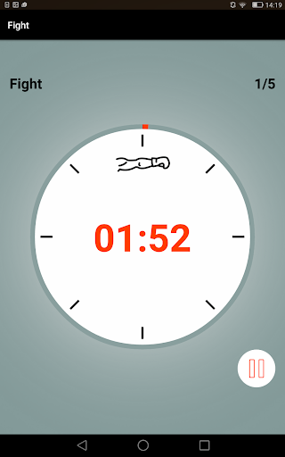 Boxing Round Interval Timer for PC