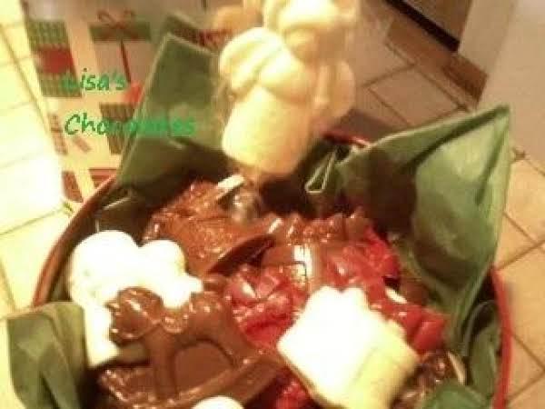 Milk & White Chocolate's Recipe