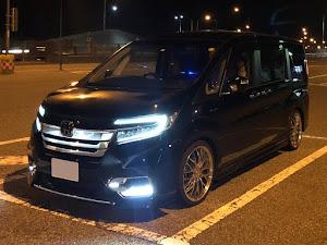 ステップワゴンスパーダ RP5 SPADA HYBRID G・EX Honda SENSINGのカスタム事例画像 アキトさんの2018年10月21日06:50の投稿