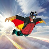 Super Hero Flying