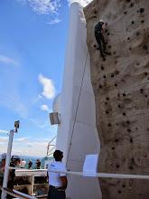 Photo: On-board activities
