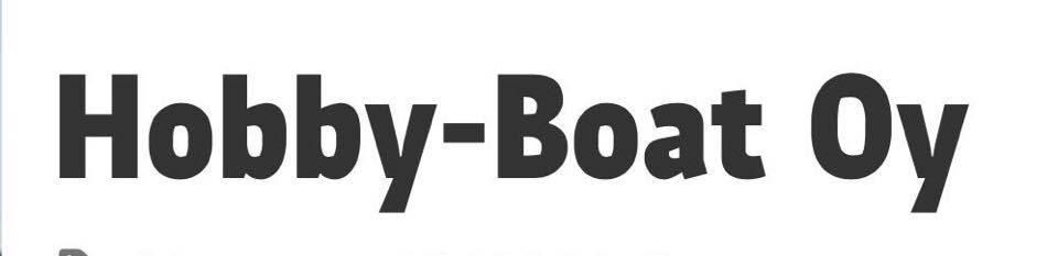 Hobby-Boat