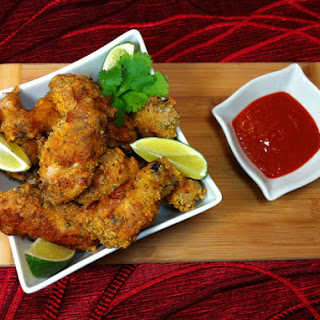 Coconut Chicken Wings Recipes.