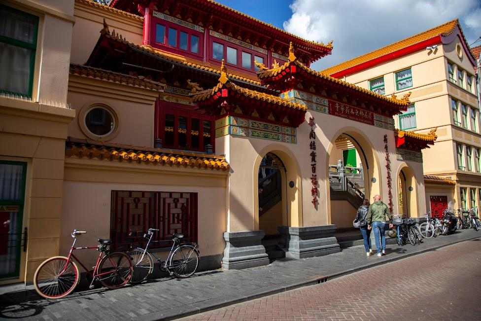 Amsterdam, China Town