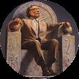 Isaac Asimov icon