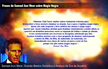 Foto: Leia mais em: Magia Branca ( magia do Cristo ) versus magia negra ( magia de Satan ); Teurgia versus goecia e necromancia. http://gnosesamaelgnosisgnosticos.blogspot.com.br/2010/03/magia-branca-versus-magia-negra.html .