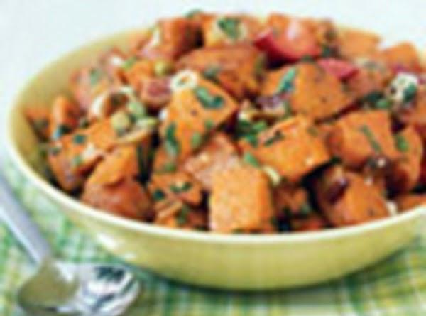 Savory Sweet Potato Salad Recipe