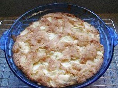 Swiss Apple Pie Recipe