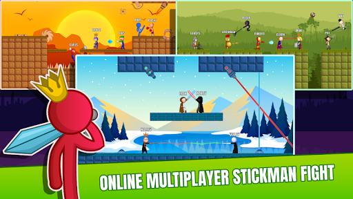Stick Fight Online screenshot 1