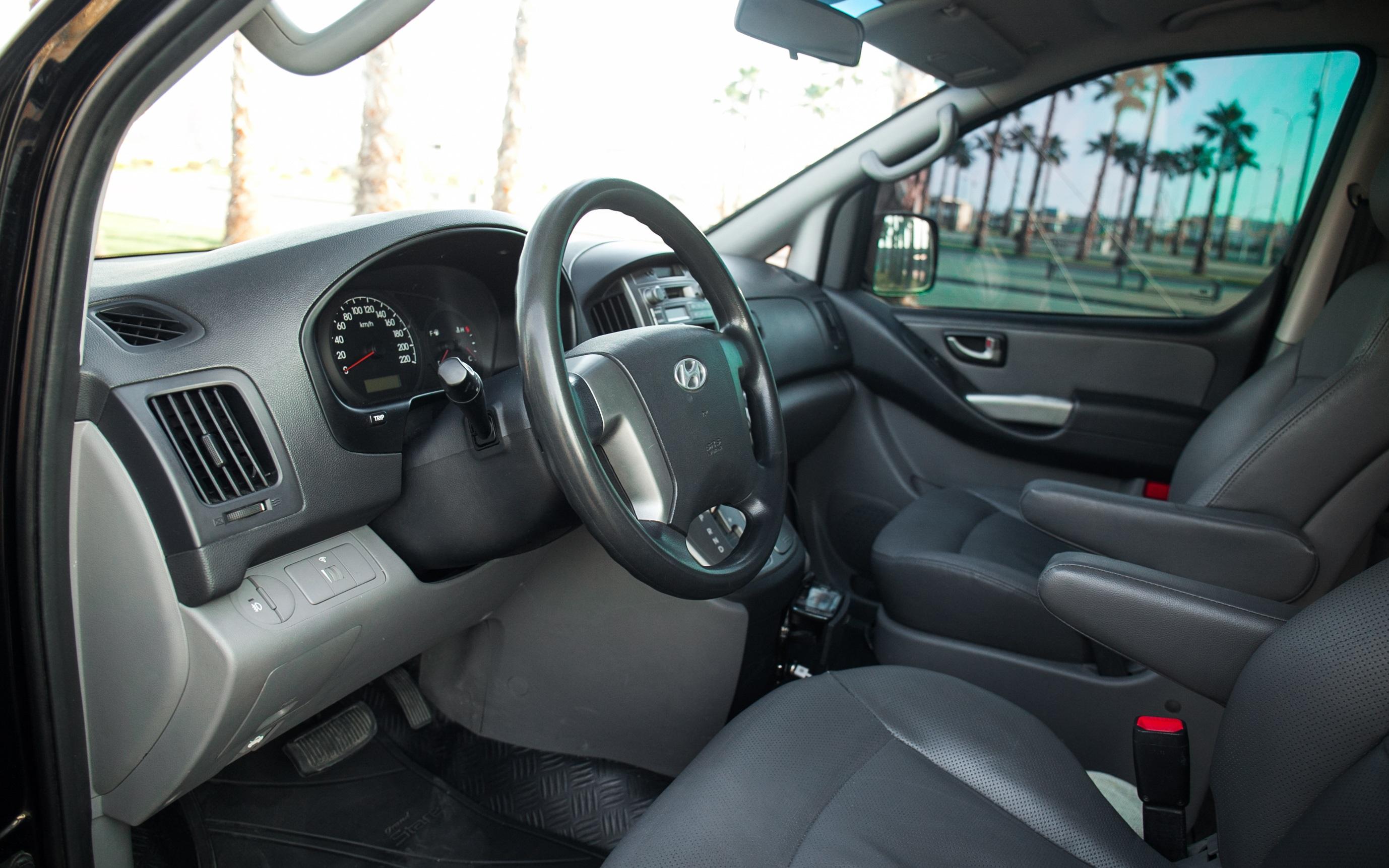 Hyundai Starex H-1 в Сочи