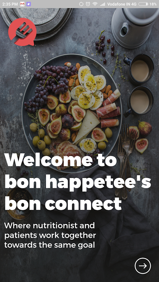 bon connect- screenshot