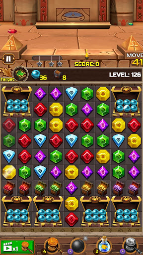 Jewel Ancient 2: lost tomb gems adventure apktram screenshots 8