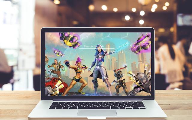 Crystalborne HD Wallpapers Game Theme