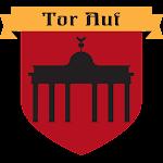 Button Tor Auf
