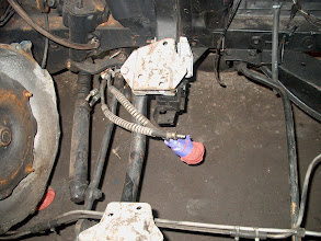 """Photo: Tom from """" FE CARS"""" supplied the engine mounts , thanks!"""