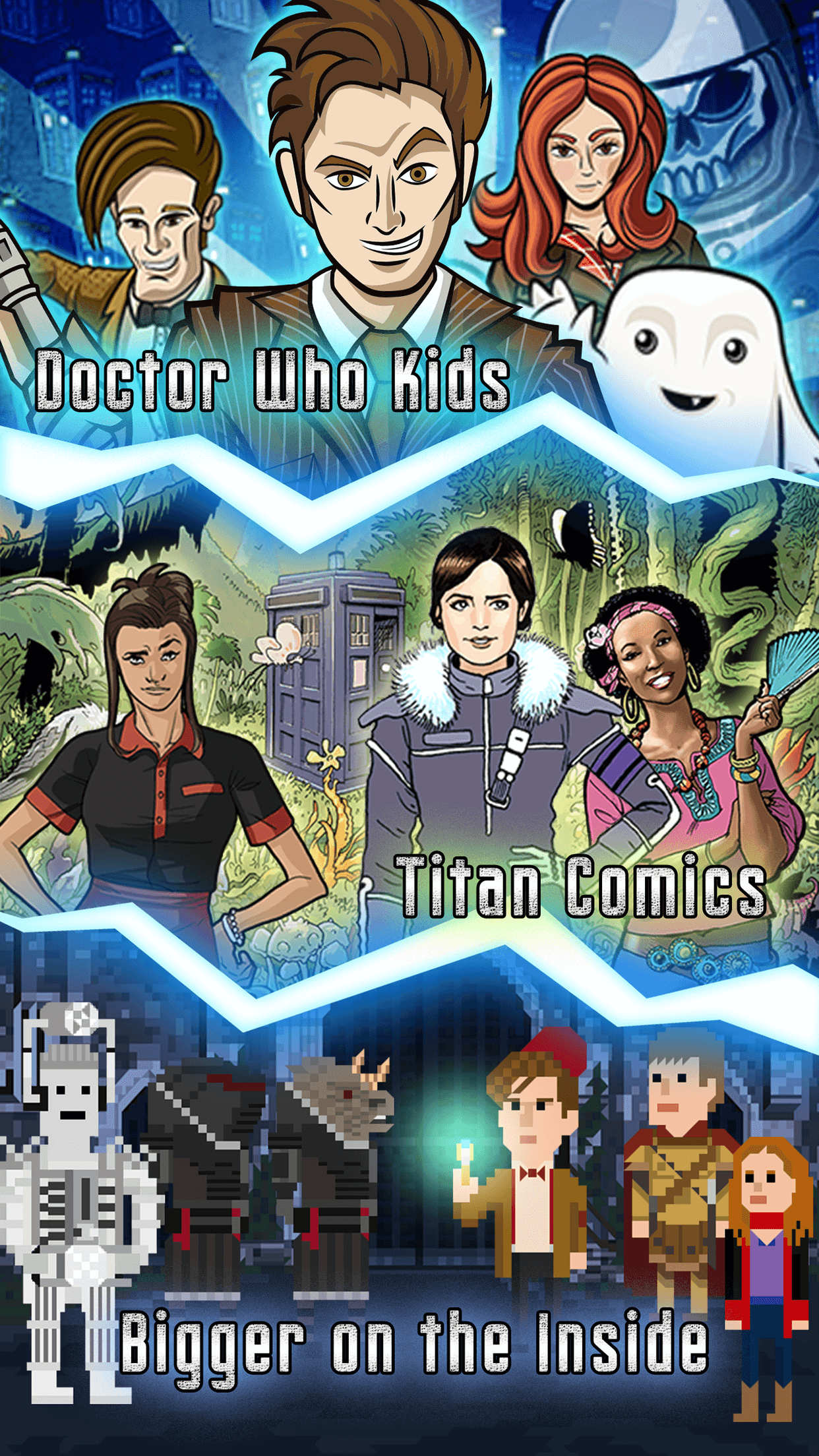 Doctor Who: Legacy screenshot #14