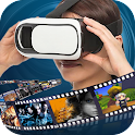 VR Video Player - 360 vídeos icon