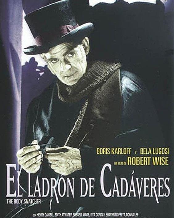 El ladrón de cadáveres (1945, Robert Wise)