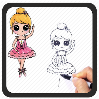Download Top 49 Girly Drawings Cute Girls Games Apps On Gam8 Com