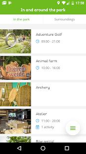 Landal GreenParks App - náhled