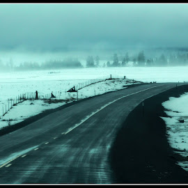 by Traci Corwin - Transportation Roads