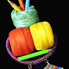 COLOURFUL by SANGEETA MENA  - Artistic Objects Other Objects