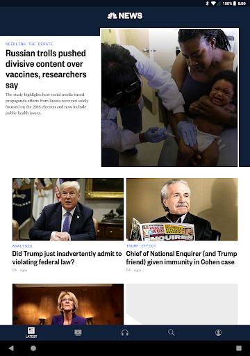NBC News  screenshots 7