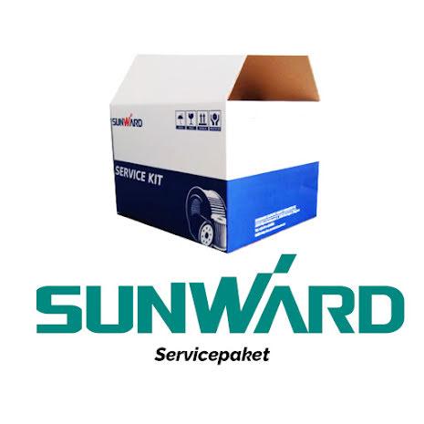 Servicepaket | 500 timmar | Sunward SWE08B