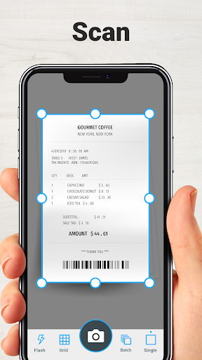 Scanner App To PDF - TapScanner 2.5.0 screenshots 1
