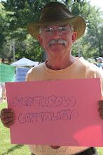 Photo: Overthrow Capitalism