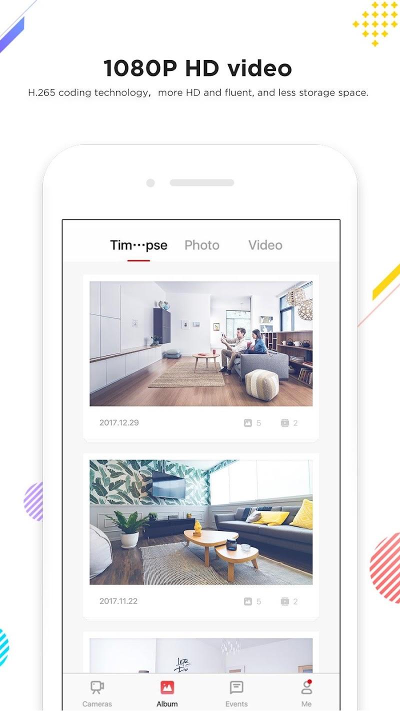 Скриншот Lenovo Home