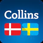 Collins Swedish<>Danish Dictionary icon