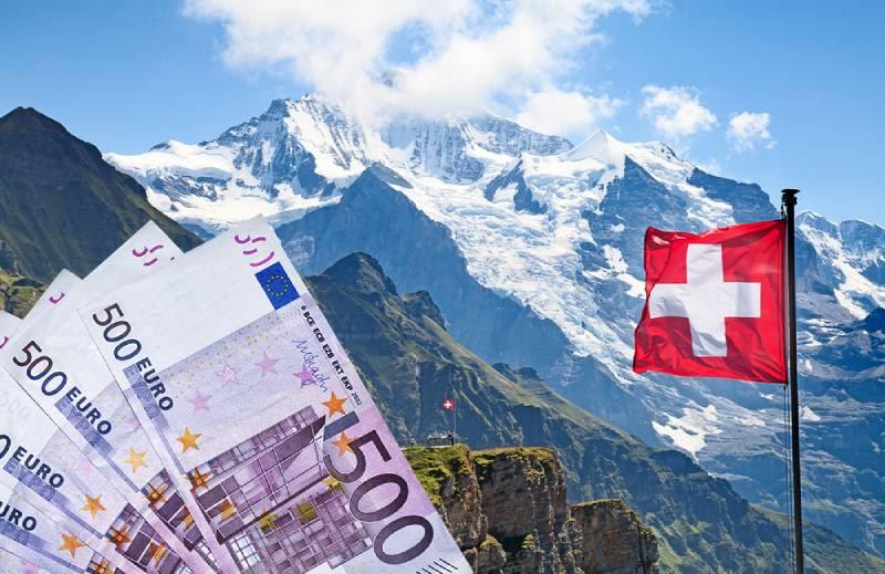 Швейцария одна из самых богатых стран мира