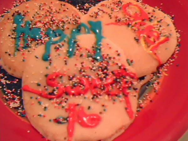 Sweet 16 Birthday Confetti Pancakes Recipe