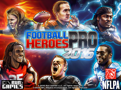 Football Heroes PRO 2016 v1.1 APK+DATA (Mod)