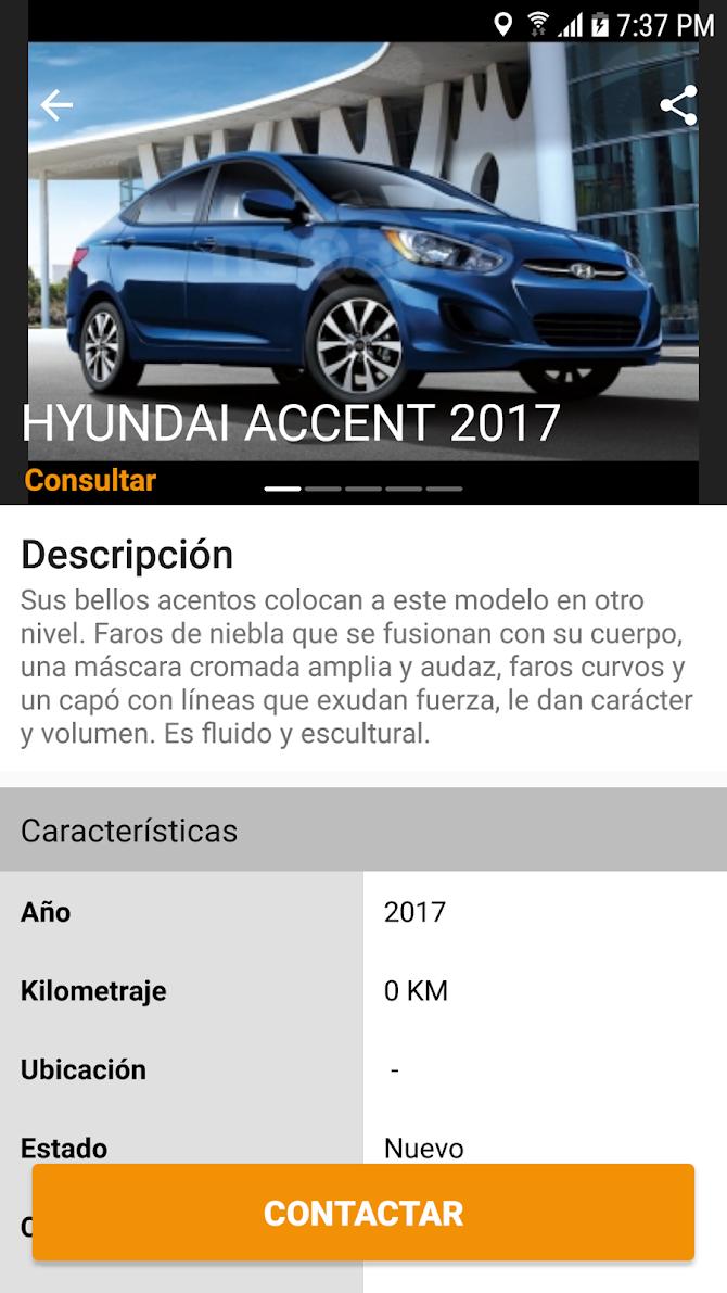 Neoauto Lite - Venta de autos Android 4