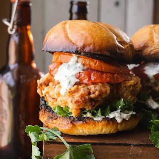 The Charleston Chicken Sandwich.