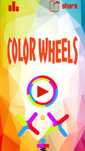 Color Wheels: Color Switch Fun