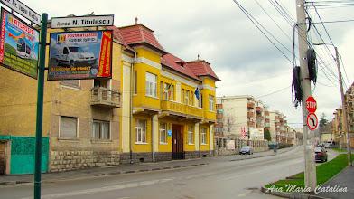 Photo: Aleea Nicolae Titulescu - acces din Str. Dr. Ioan Ratiu - (2013.04.06)