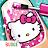 Hello Kitty Nail Salon logo