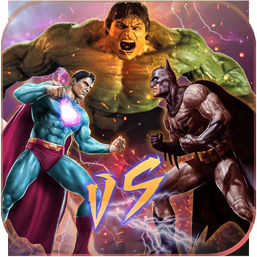 Superhero Future Fight Immortal Crime City 2018 (game)