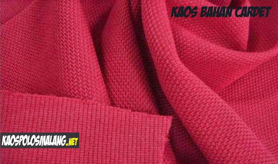 kaos polos malang bahan Polyester