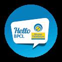Hello BPCL: Book LPG cylinder icon