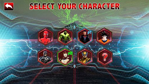 Superheroes Fighting Games: Grand Immortal Gods 1.1 screenshots 13