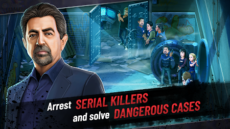 Criminal Minds: The Mobile Game APK screenshot thumbnail 5