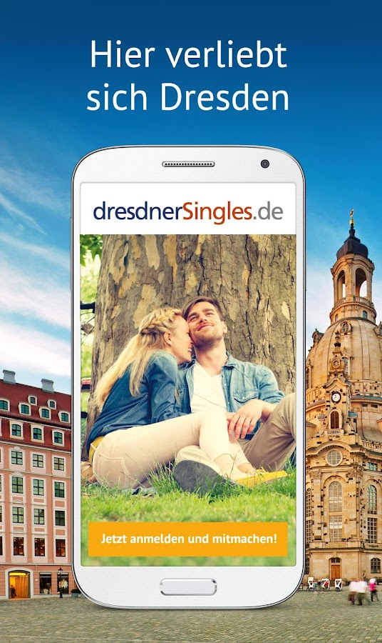 Dresdner Singles- screenshot